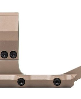"Aero Aero Ultralight 1"" Scope Mount, Extended - FDE Cerakote"