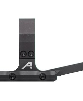 "Aero Aero Ultralight 1"" Scope Mount, SPR - Anodized Black"