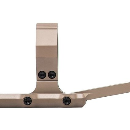 Aero Aero Ultralight 30mm Scope Mount, SPR - FDE Cerakote