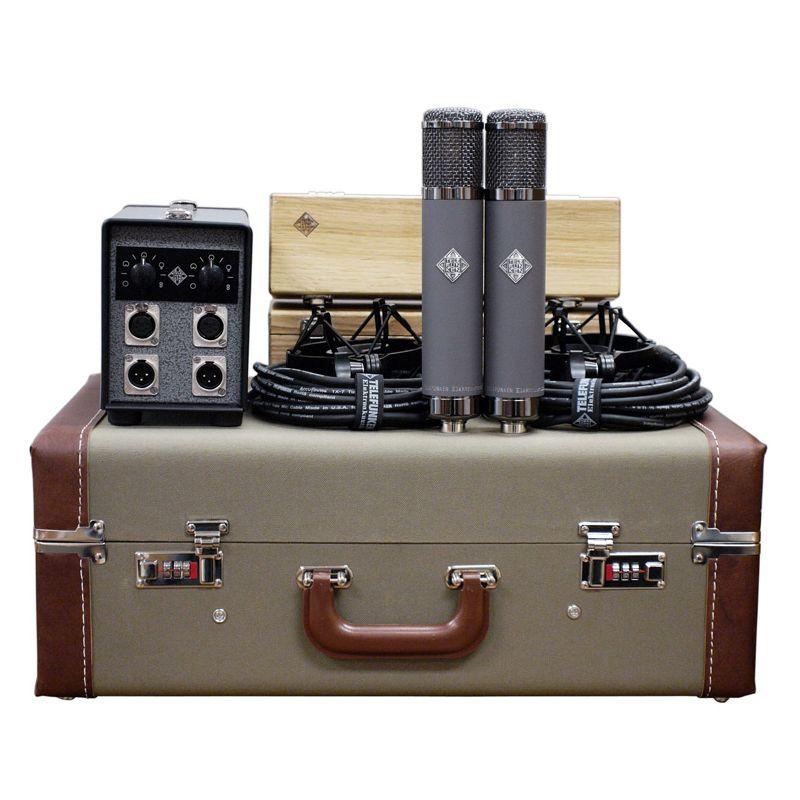 Telefunken Telefunken AR-51 Stereo Large-Diaphragm Multi-Pattern Tube Microphone Set
