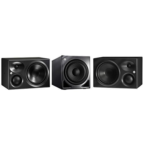 Neumann Neumann KH 805 Studio Subwoofer Bundle with KH 310 Studio Monitor