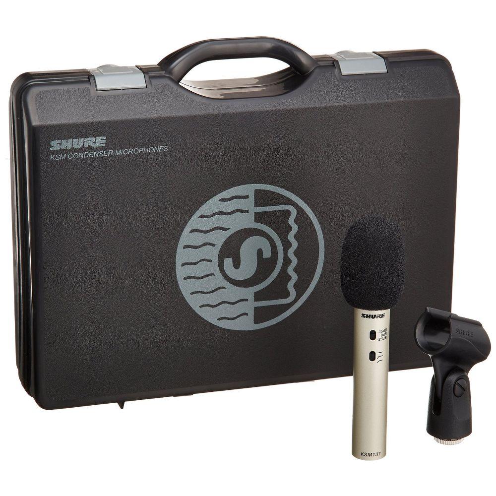 Shure Shure KSM137/SL Small Diaphragm Condenser Microphone