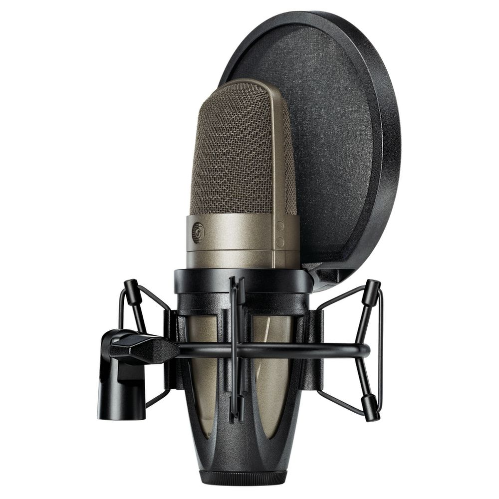 Shure Shure KSM42/SG Large Dual-Diaphragm Vocal Microphone