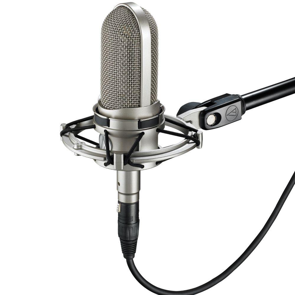 Audio-Technica Audio-Technica AT4080 Phantom-powered Bidirectional Ribbon Microphone