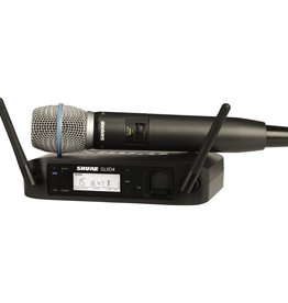 Shure Shure GLXD24/BETA87A Handheld Wireless System