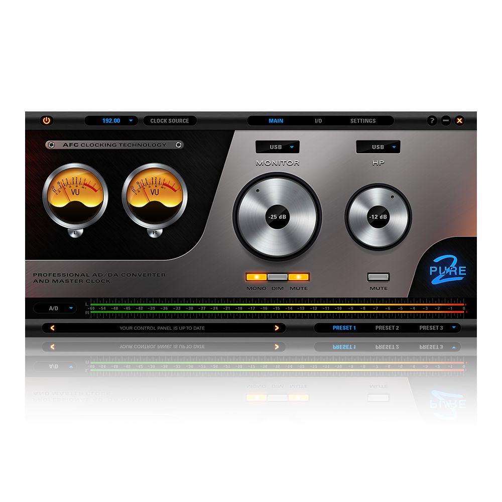 Antelope Audio Antelope Pure2 Mastering AD/DA Converter & Clock