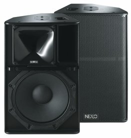 NEXO Nexo PS15-R2 Asymmetrical Dispersion Loudspeaker