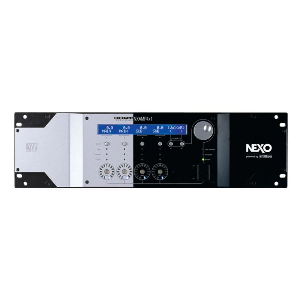 NEXO Nexo NXAMP4x1 Powered Digital TDcontroller
