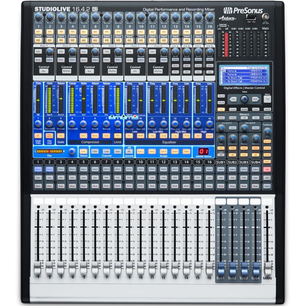 Presonus PreSonus StudioLive 16.4.2AI Digital Mixer