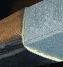 Sound Isolation Company Privacy Soundproofing Duct & Pipe Wrap PDW-1