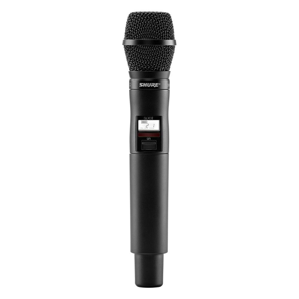 Shure Shure QLXD2/SM87A Handheld Wireless Microphone Transmitter
