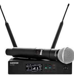 Shure Shure QLXD24/SM58 Handheld Wireless Microphone System