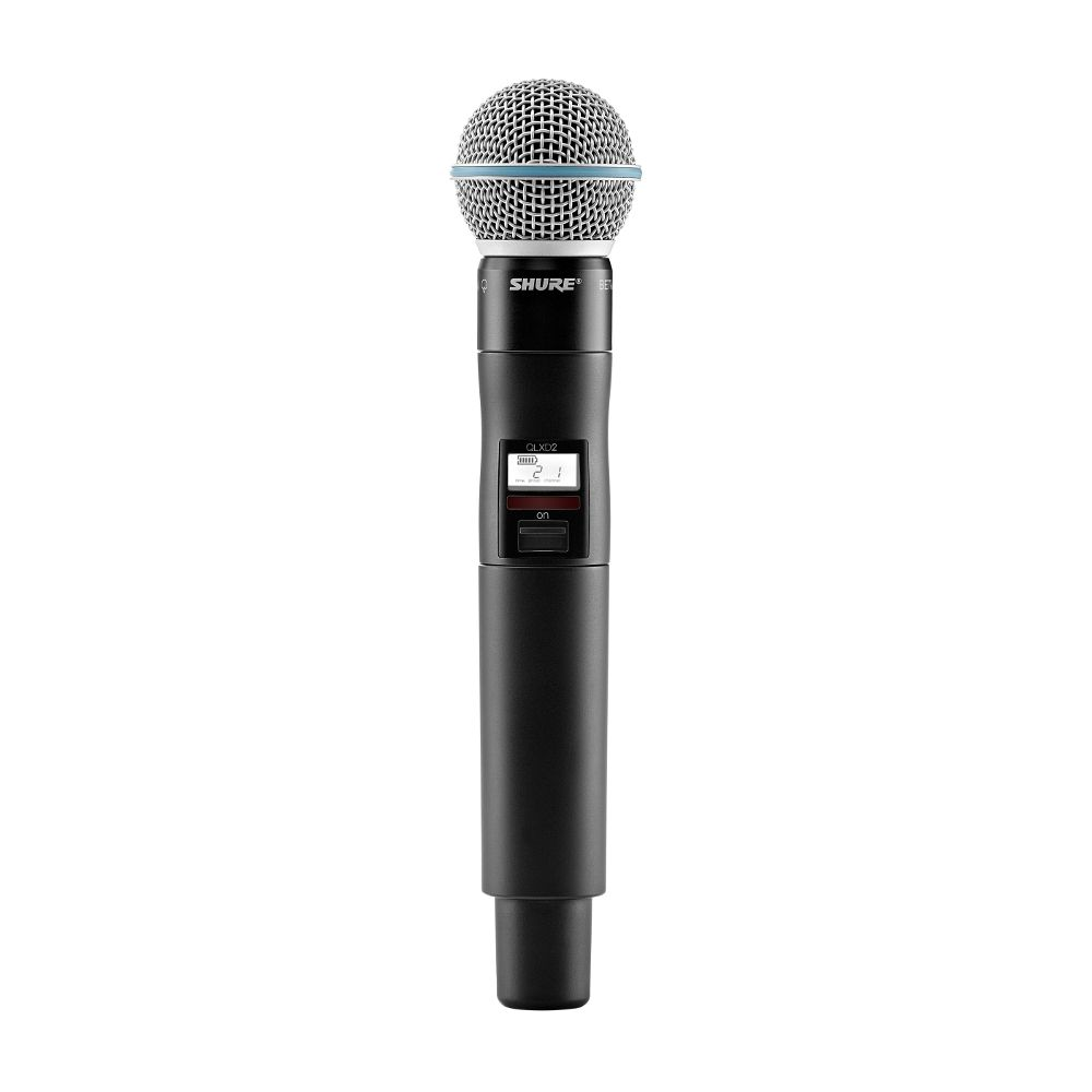 Shure Shure QLXD24/B58 Handheld Wireless Microphone System