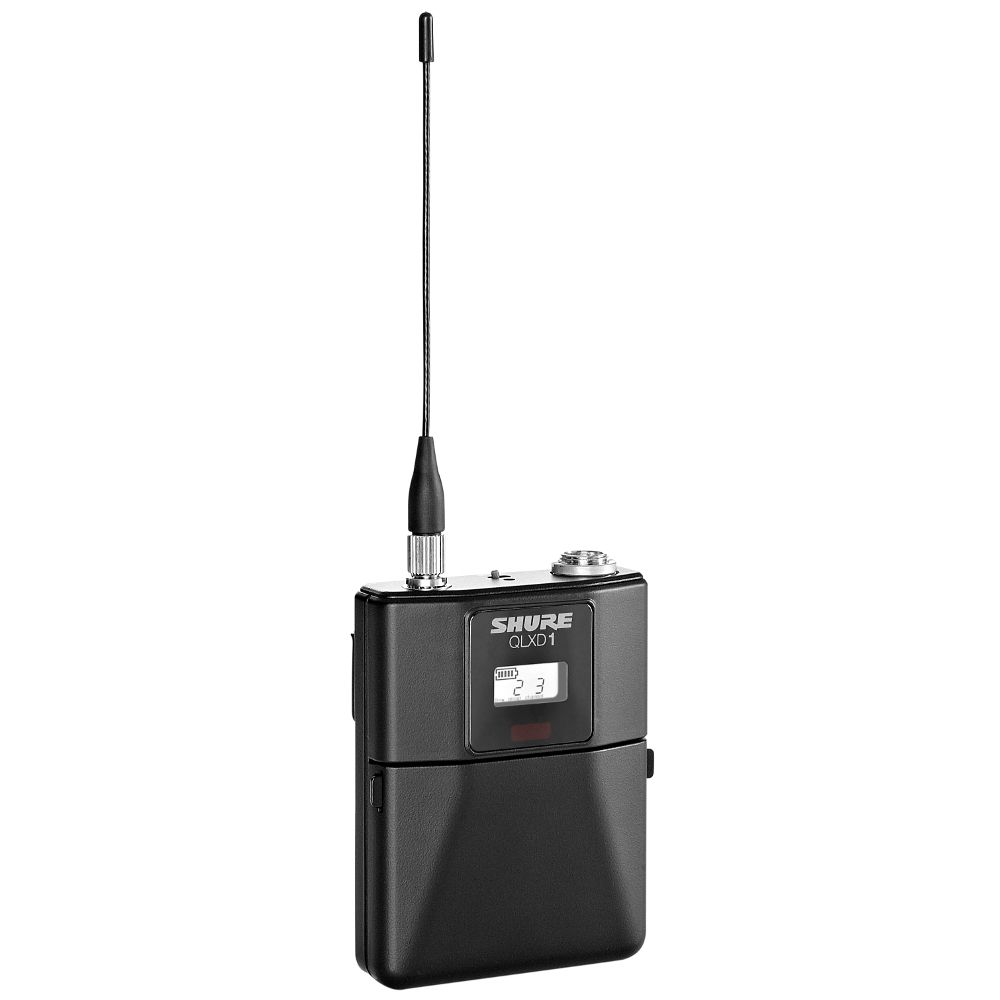 Shure Shure QLXD1 Wireless Bodypack Transmitter