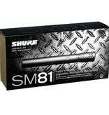 Shure Shure SM81-LC Instrument Microphone