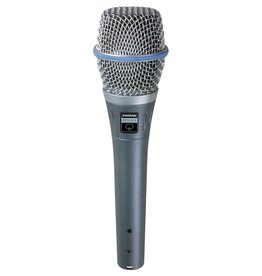 Shure Shure Beta 87A Vocal Microphone