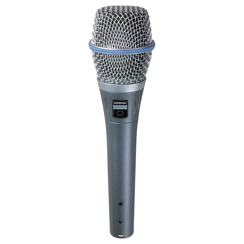 Shure Shure Beta 87C Vocal Microphone