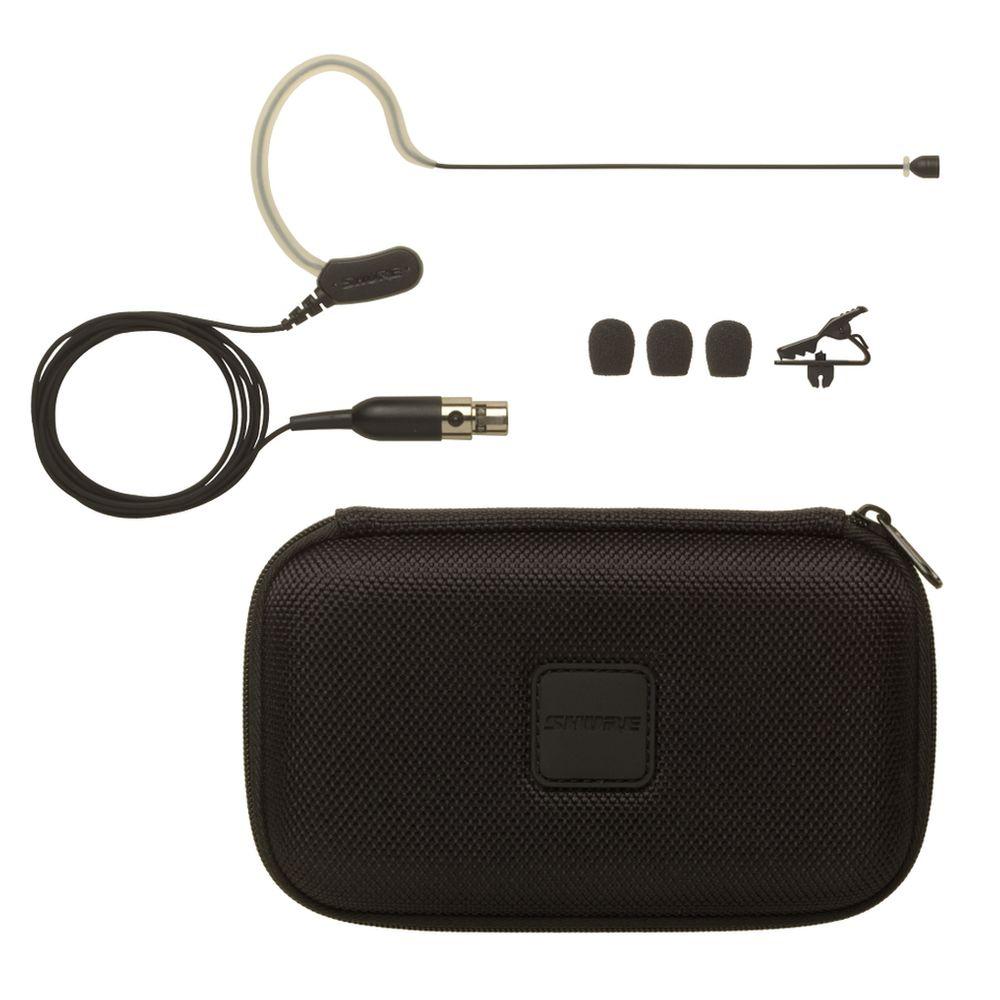 Shure Shure MX153B/O Earset Headworn Microphone - Black