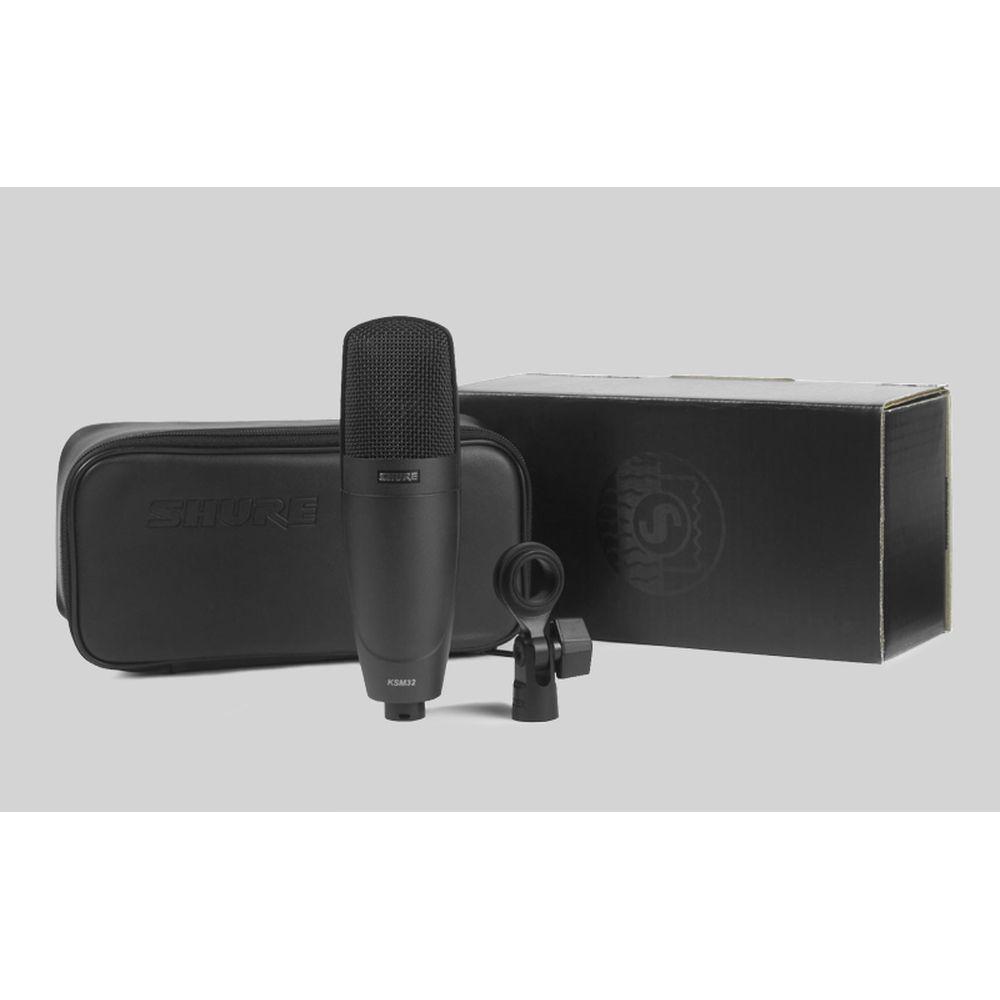 Shure Shure KSM32/CG Large Diaphragm Studio Condensor Microphone