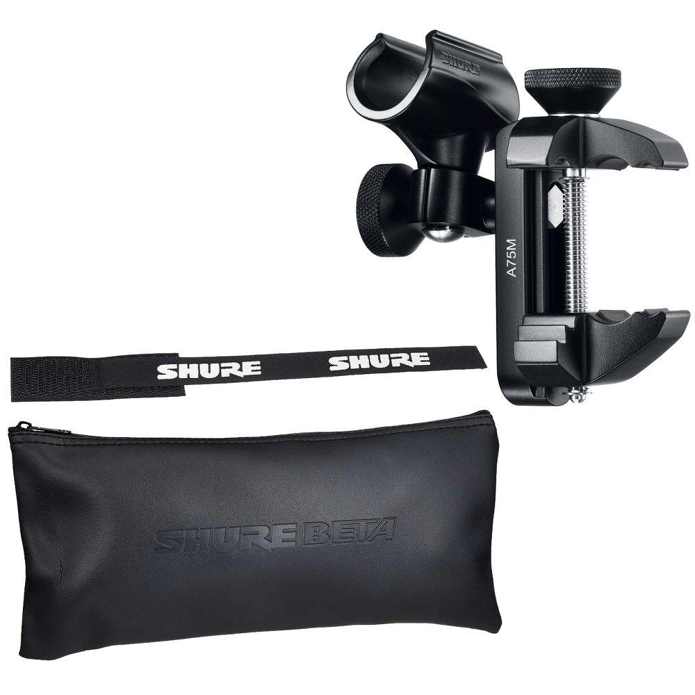 Shure Shure Beta 98AMP/C Miniature Cardioid Drum Microphone