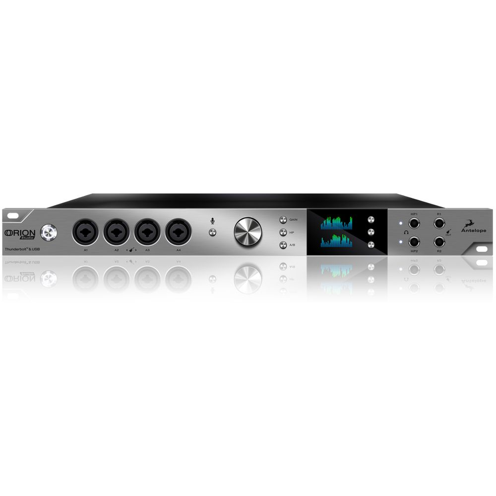 Antelope Audio Antelope Orion Studio Thunderbolt and USB AD/DA with 12 Mic Pres
