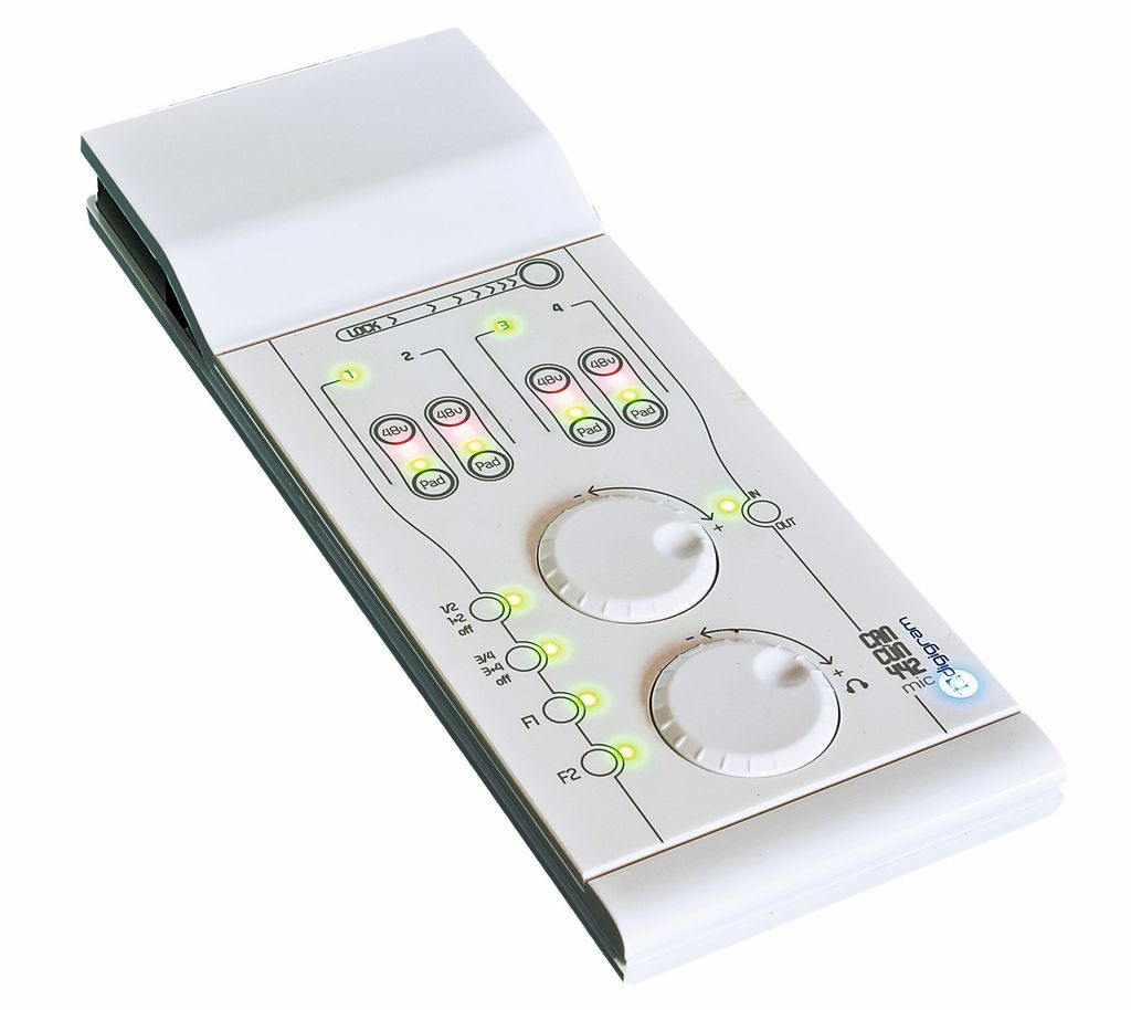 CANCUN 442-Mic USB Audio Interface for Broadcast & Live Professionals