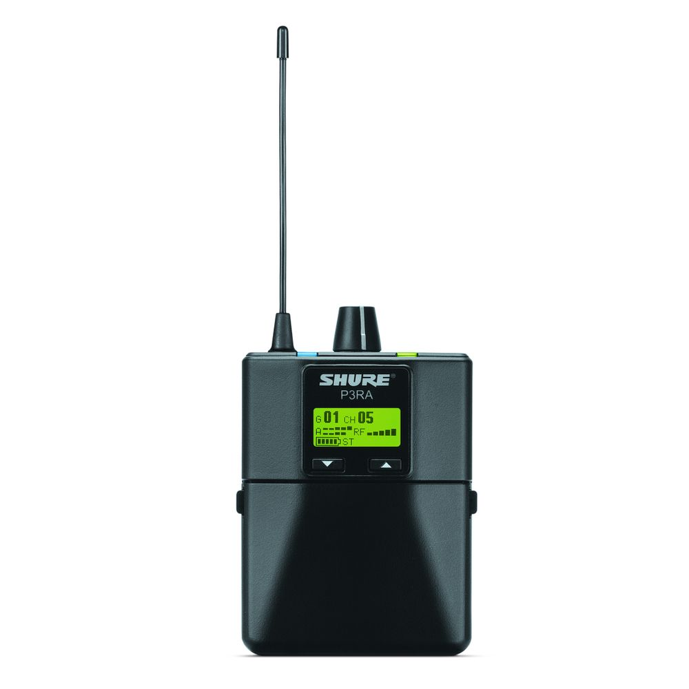 Shure Shure PSM300 P3RA Wireless Bodypack Receiver