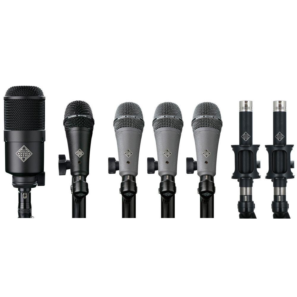 Telefunken Telefunken DC7 Drum Microphone Package