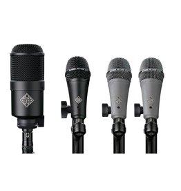Telefunken Telefunken DD4 Drum Microphone Package