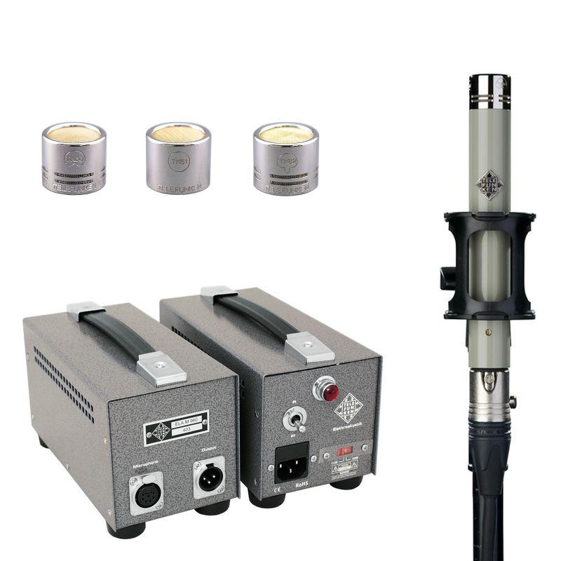 Telefunken Telefunken ELA M 260 Small-Diaphragm Tube Microphone