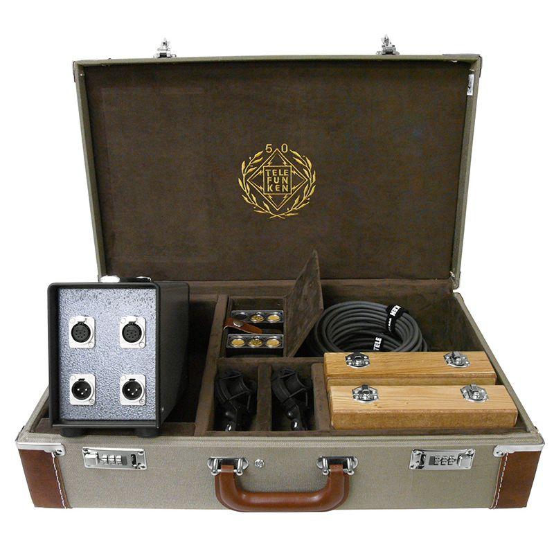 Telefunken Telefunken ELA M 260 Stereo Tube Microphone Set