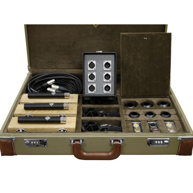 Telefunken Telefunken ELA M 260 Tri-Mono Tube Microphone Set