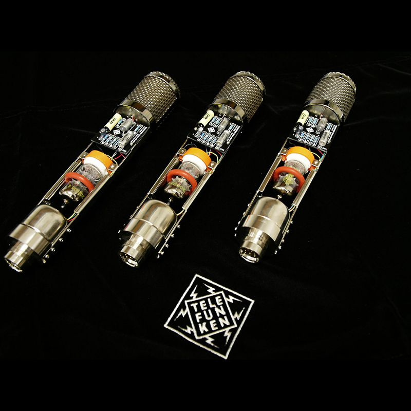 Telefunken Telefunken AR-51 Large-Diaphragm Multi-Pattern Tube Microphone