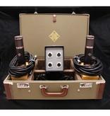 Telefunken Telefunken CU-29 Stereo Large-Diaphragm Cardioid Tube Microphone Set