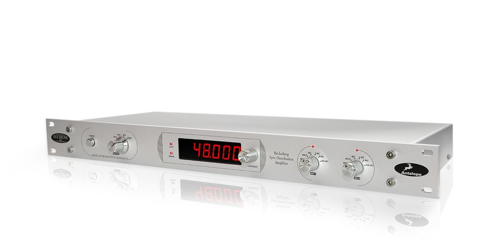 Antelope Audio Antelope Isochrone DA Word Clock Distrobution Amplifier
