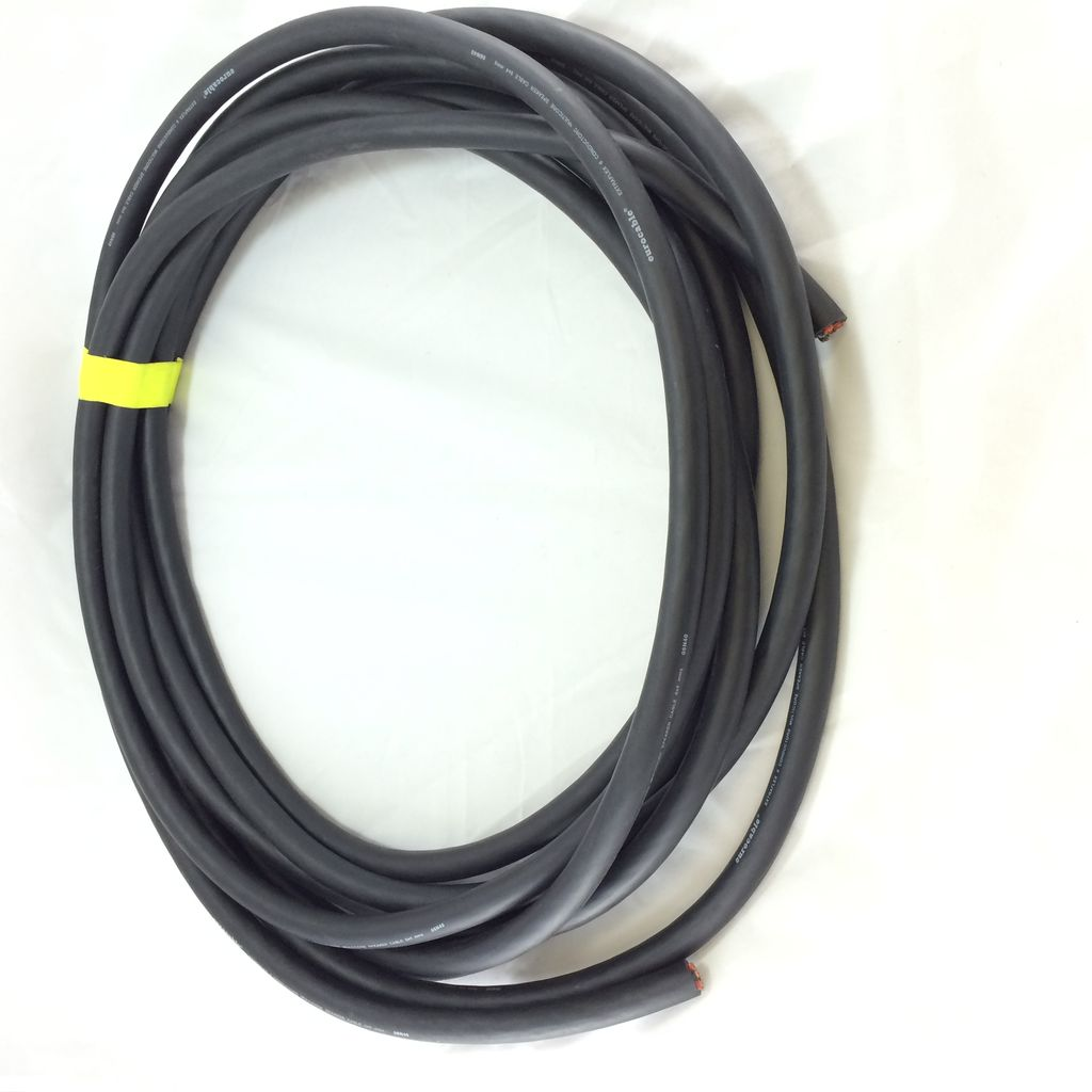 Eurocable Eurocable 06N40 11AWG 6 Conductor Pre-Cut Speaker Cable - 33 Feet