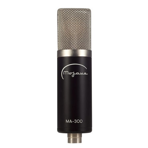 Mojave Audio Mojave Audio MA-300 Multi Pattern Vacuum Tube Condenser Microphone