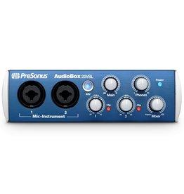 Presonus AudioBox 22VSL 2-in/2-out USB 2.0 Audio Interface