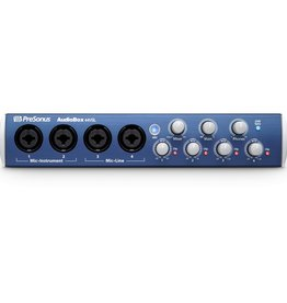 Presonus AudioBox 44VSL 4-in/4-out USB 2.0 Audio Interface