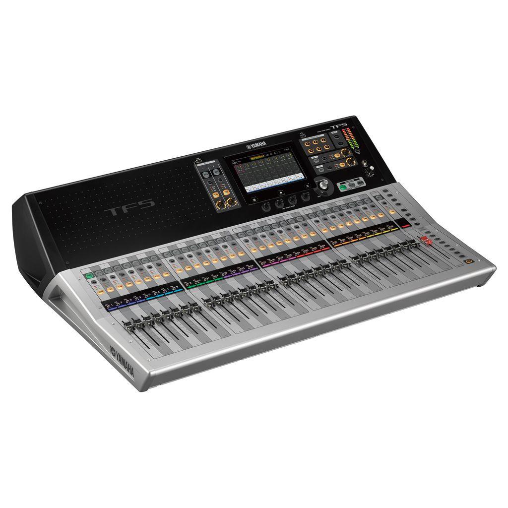 Yamaha Yamaha TF5 Digital Mixing Console with TouchFlow Operation™