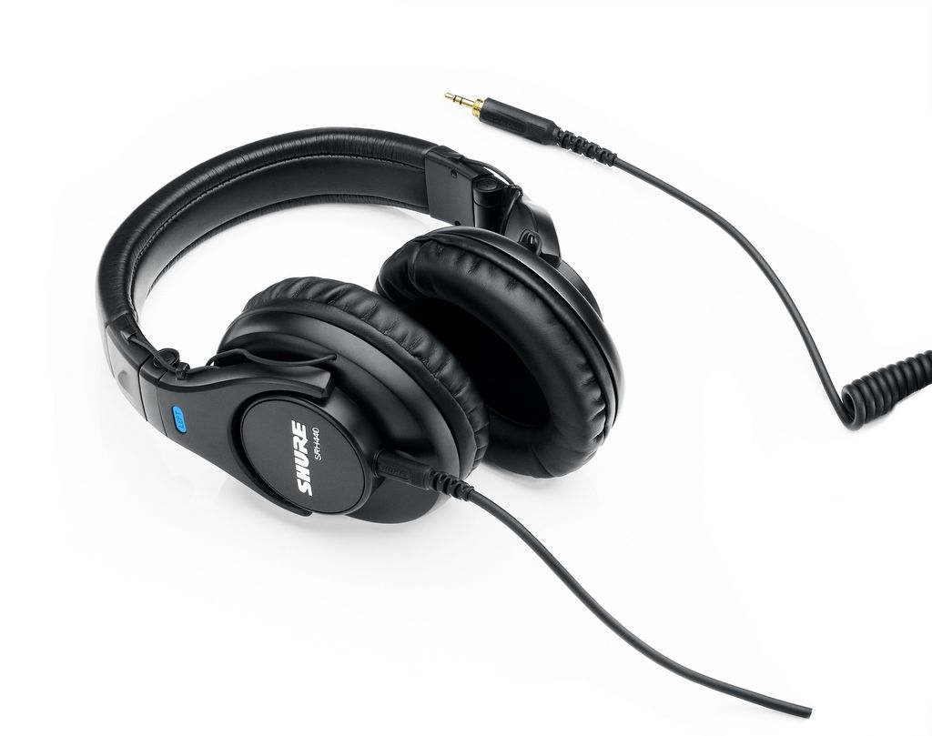 Shure Shure SRH440 Professional Monitoring Headphones