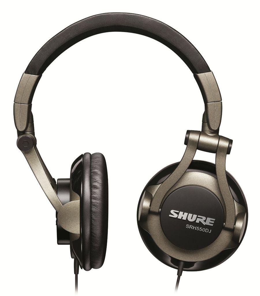 Shure Shure SRH550DJ Professional Monitoring Headphones