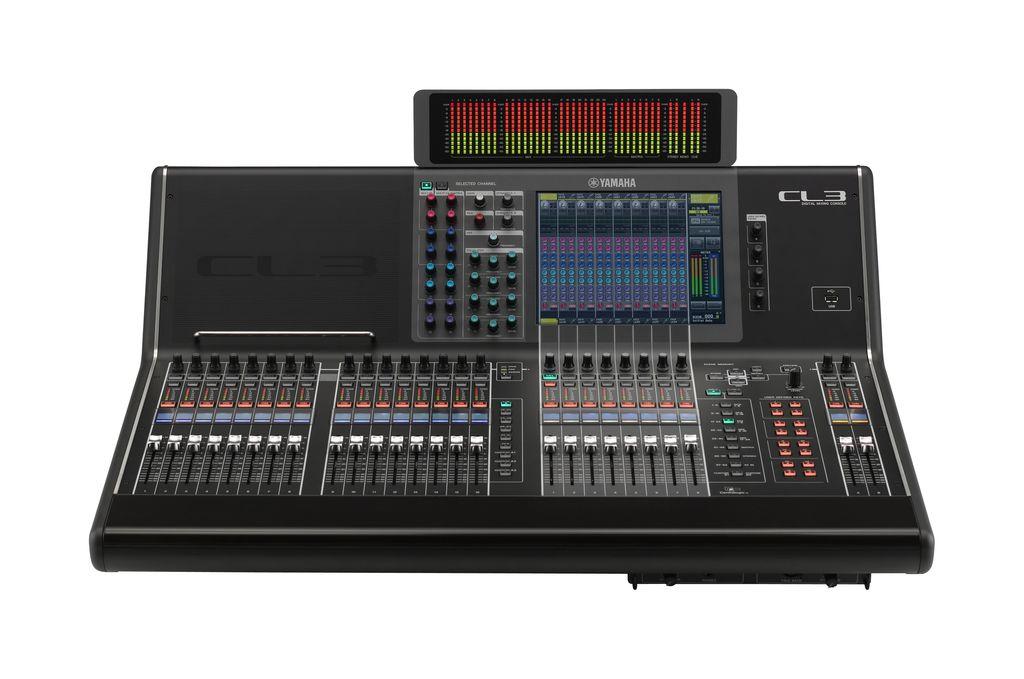 Yamaha Yamaha CL3 Digital Mixing Console