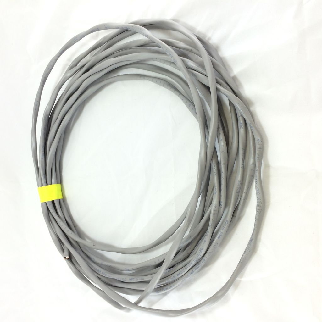 West Penn HA210 10AWG 2 Conductor Pre-Cut Speaker Wire - 51 Feet