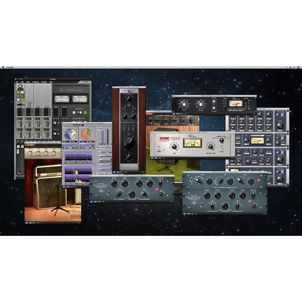 Universal Audio Universal Audio Apollo Twin SOLO Thunderbolt Interface