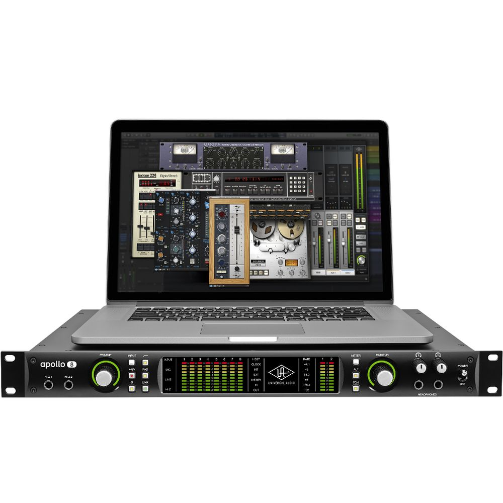 Universal Audio Universal Audio Apollo 8 QUAD Thunderbolt Interface