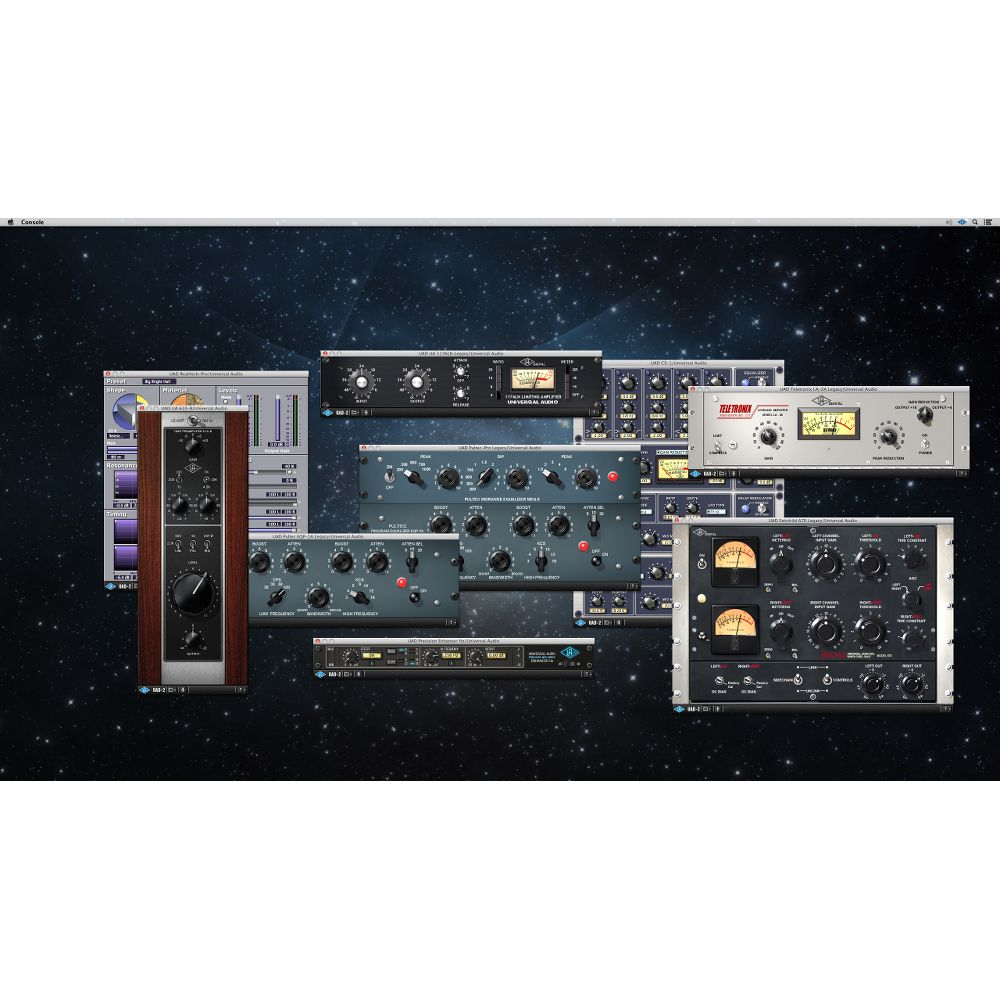 Universal Audio Universal Audio UAD-2 QUAD Core Satellite Thunderbolt