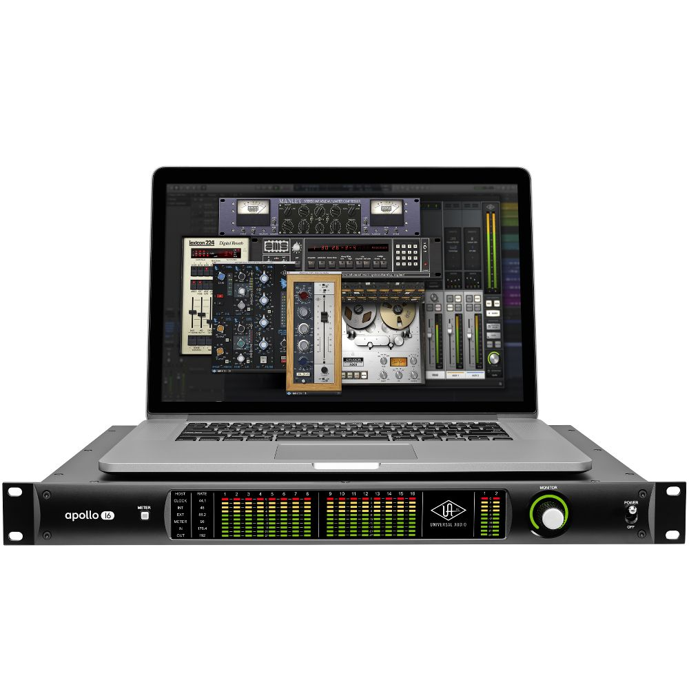 Universal Audio Universal Audio Apollo 16 QUAD Thunderbolt Interface
