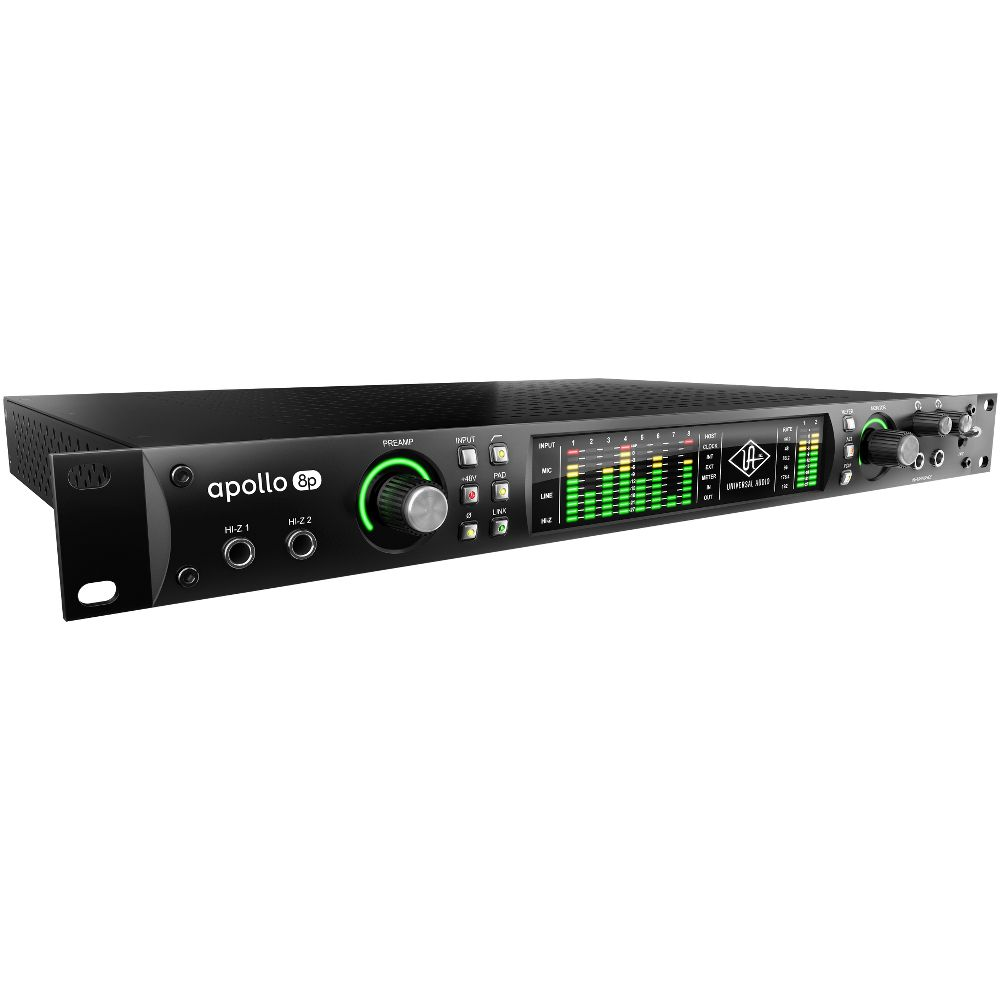 Universal Audio Universal Audio Apollo 8p QUAD Thunderbolt Interface