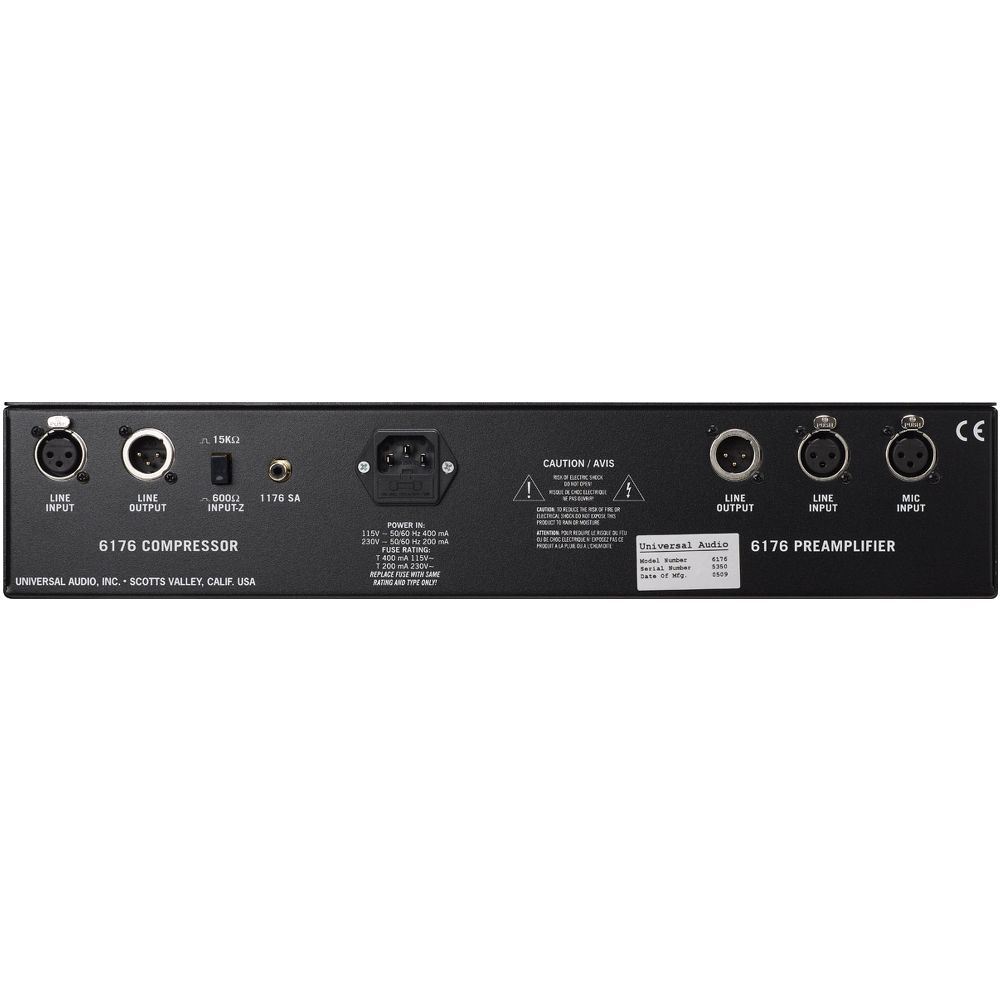 Universal Audio Universal Audio 6176 Vintage Channel Strip
